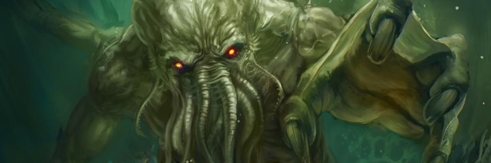 Ghoulies and Ghosties and Long-Leggedy Beasties IV: Eldritch Horrors
