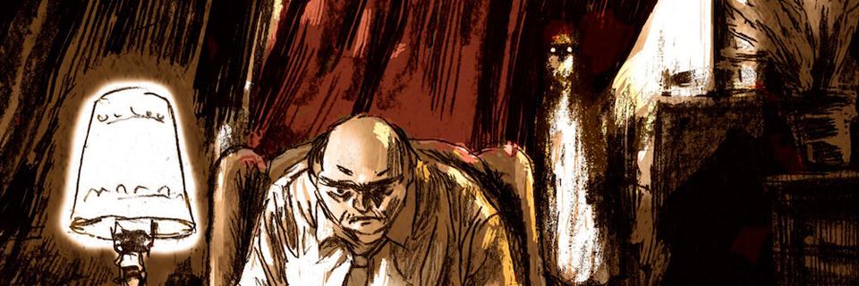 Interview with THE CROW Comics Artist Antoine Dodé