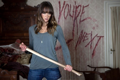 Erin played by Sharni Vinson is yet another reason why Australians are badasses.