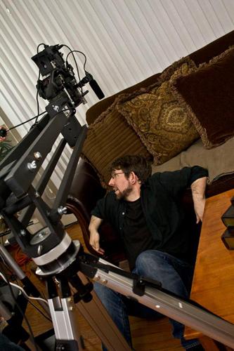 BAGGAGE director Jeremiah Kipp.