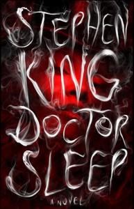 Doctor Sleep cover.