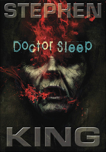 """The """"Gift Edition"""" cover of Doctor Sleep, one of a few alternates."""