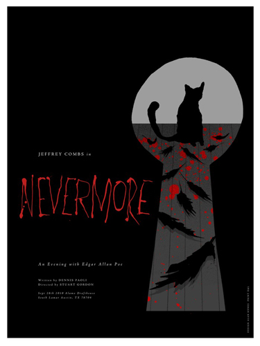 Nevermore Poster.