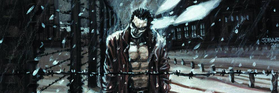 The Crow: Skinning the Wolves Graphic Novel Review