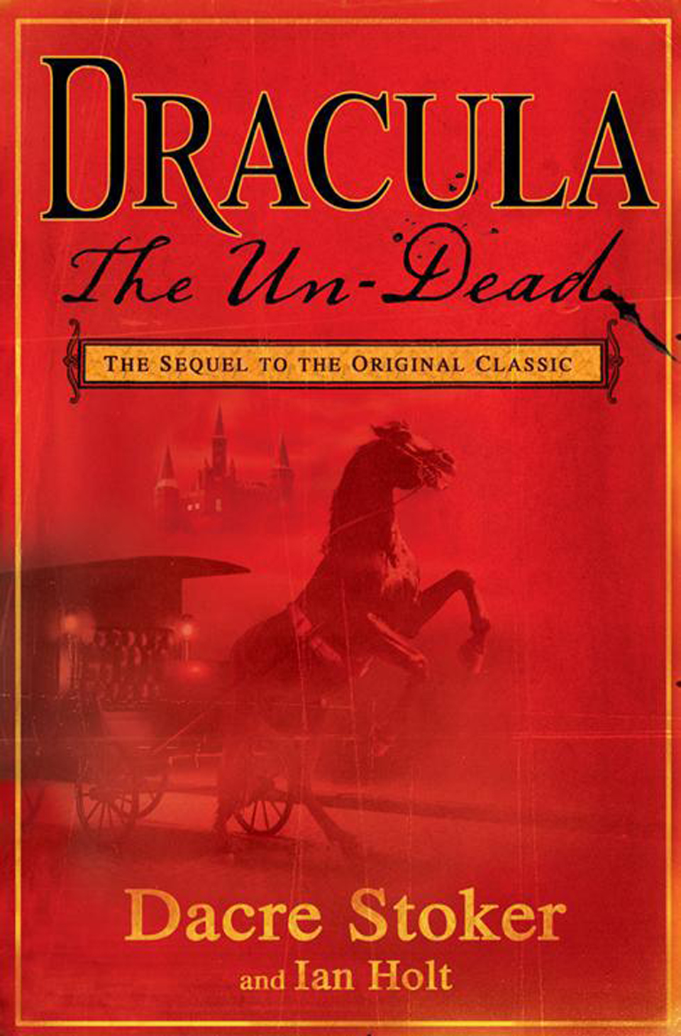 Interview with Dacre Stoker: Royal Horror Bloodlines
