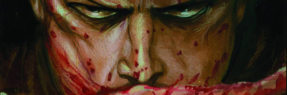 The Crow: Curare Graphic Novel Review