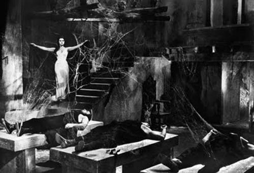 Las Mujeres Vampiro.
