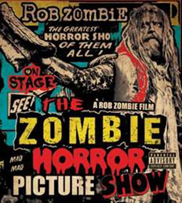 Rob Zombie Invites Fans to Create Horror Shorts for Online Filmmaking Contest