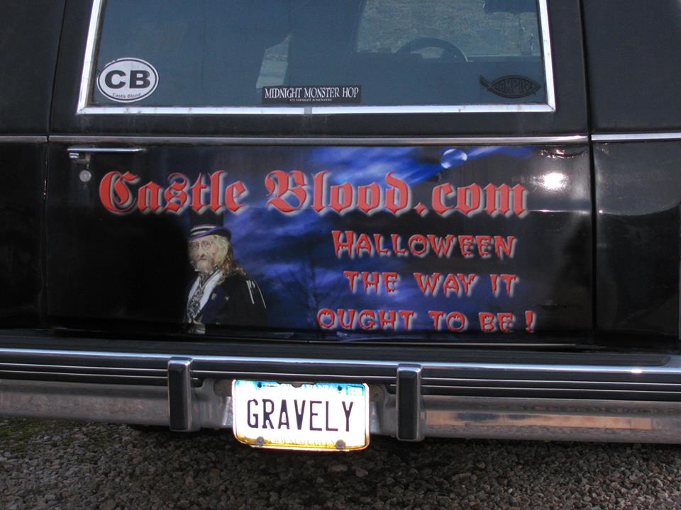Castle Blood: Halloween the Way It Ought to Be…