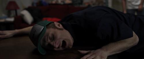 Ken Brown as TV repair weirdo