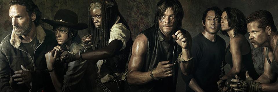 The Walking Dead Season 5 Midterm Report Card
