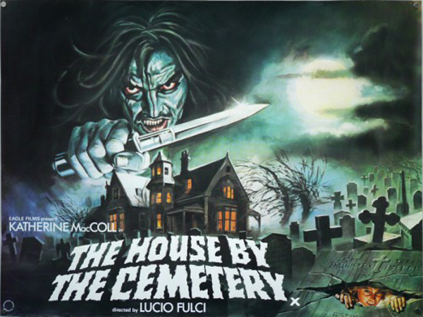 Gates of Hell Part III: Fulci's The House by the Cemetery
