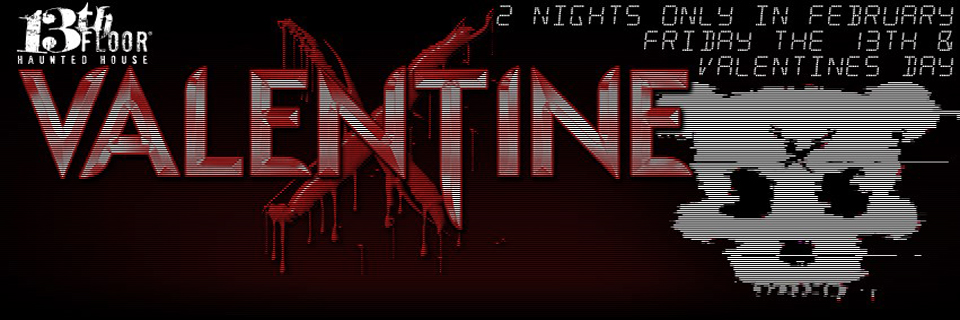 Denver's 13th Floor Valentine X Haunted Attraction Review
