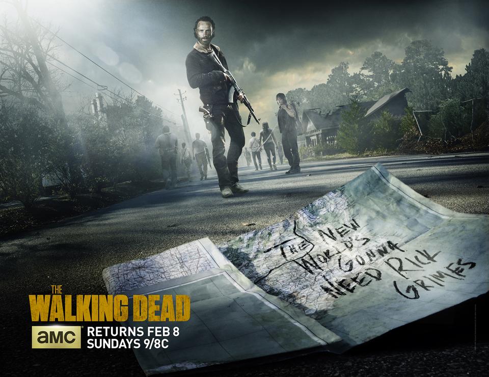 The Walking Dead Season 5 Final Grade