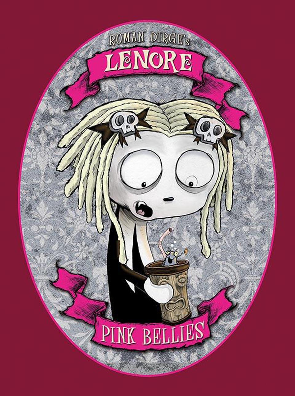 Lenore: Pink Bellies Comic Book Review
