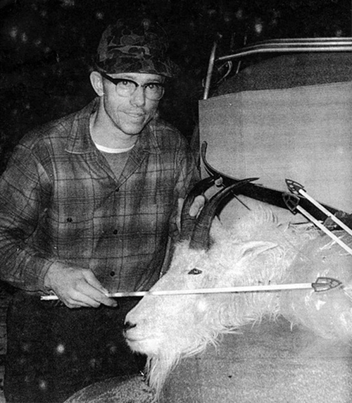 Serial Killer Robert Hansen.