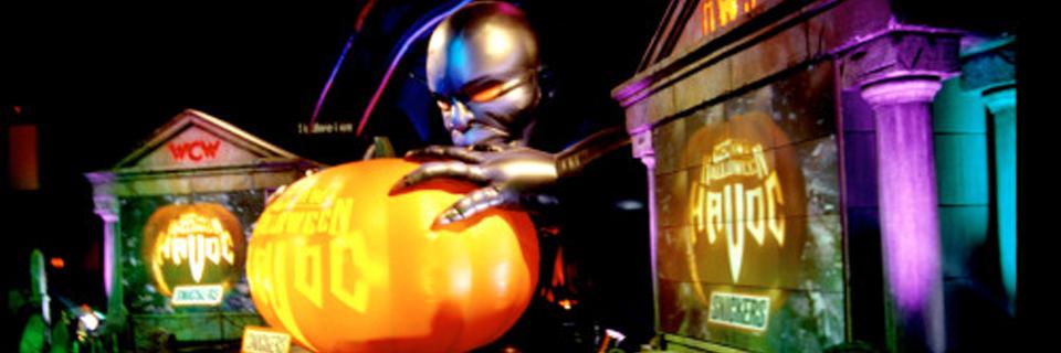 Chairshots to the Pumpkinhead: Halloween Havoc Part 2