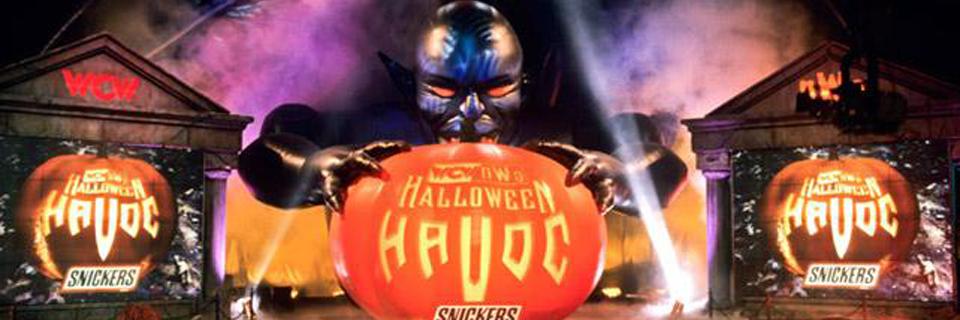 Chairshots to the Pumpkinhead: Halloween Havoc Part 1