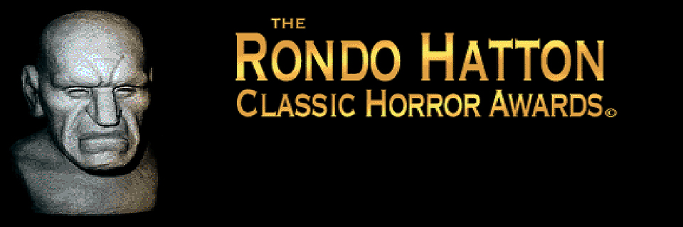 Vote for Ravenous Monster in the 14th Annual Rondo Hatton Classic Horror Awards