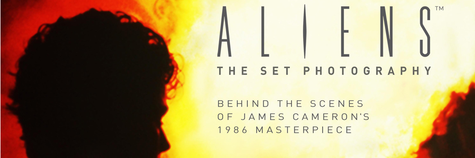 Aliens: The Set Photography Book Review
