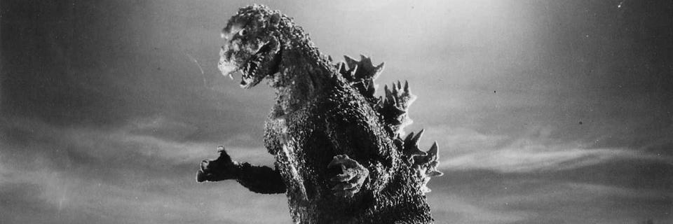 Godzilla's Fearsome Five