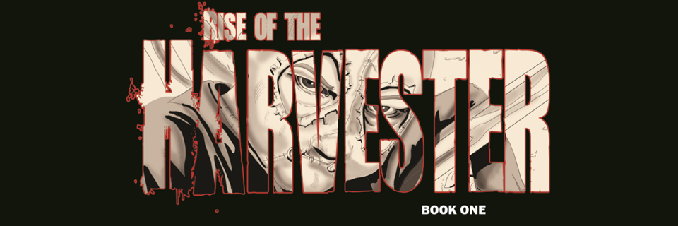 Rise of the Harvester Graphic Novel Review