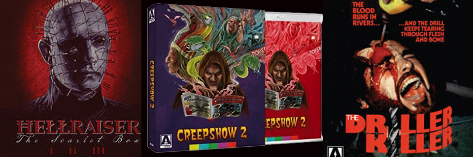 Arrow Video Delivers Gruesome Gifts this December