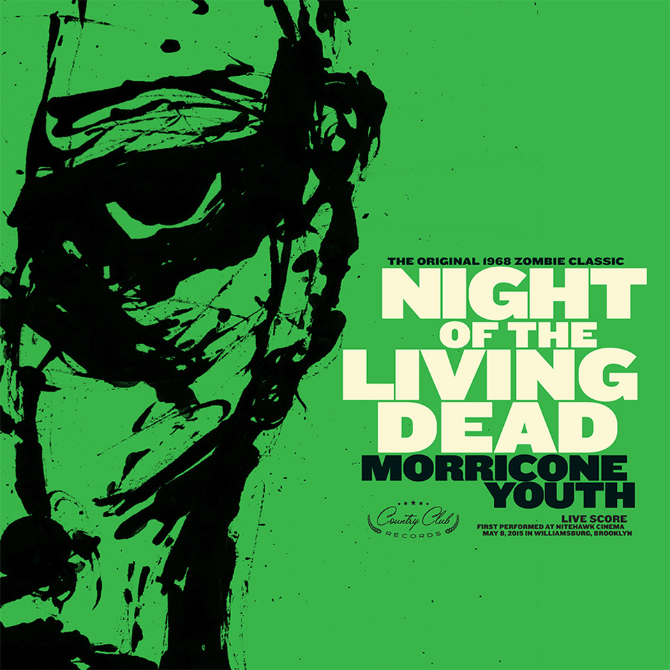 NIGHT OF THE LIVING DEAD EP by Morricone Youth Album Review