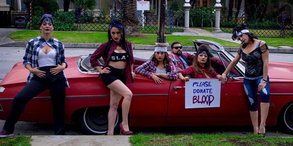 Scream Queens Unite for Women in Horror's Massive Blood Drive PSA; Watch it Here
