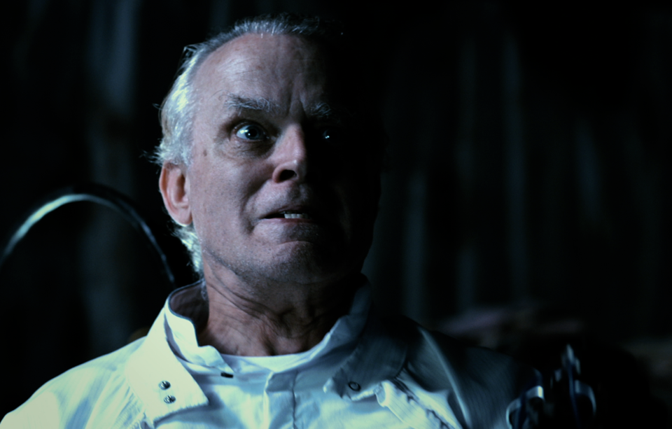 THE CONTROL GROUP Starring Brad Dourif Drops a Trailer