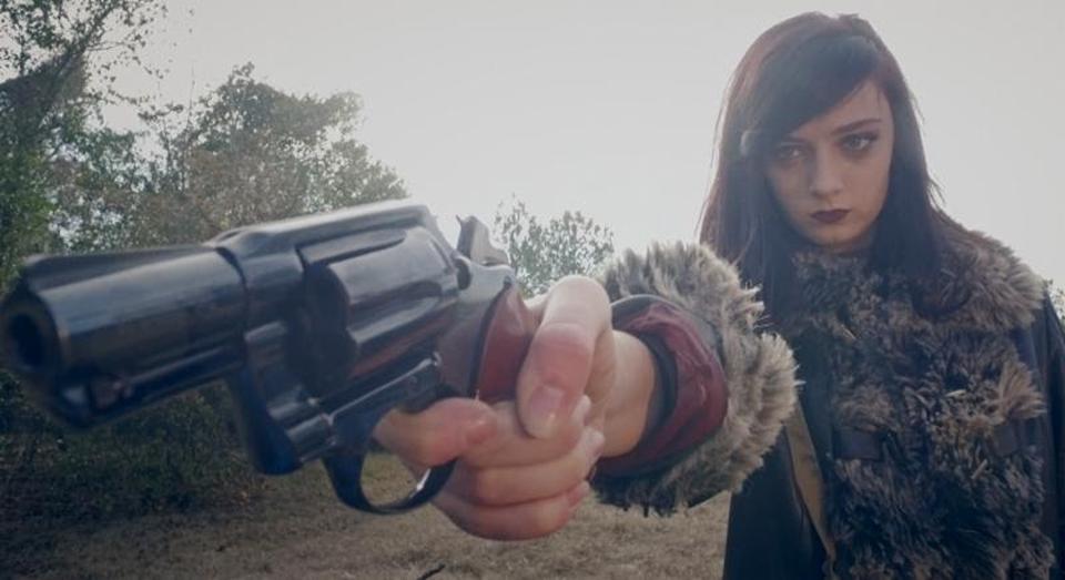 Trailer Drops for Exploitation 'Masterpiece' THE THETA GIRL