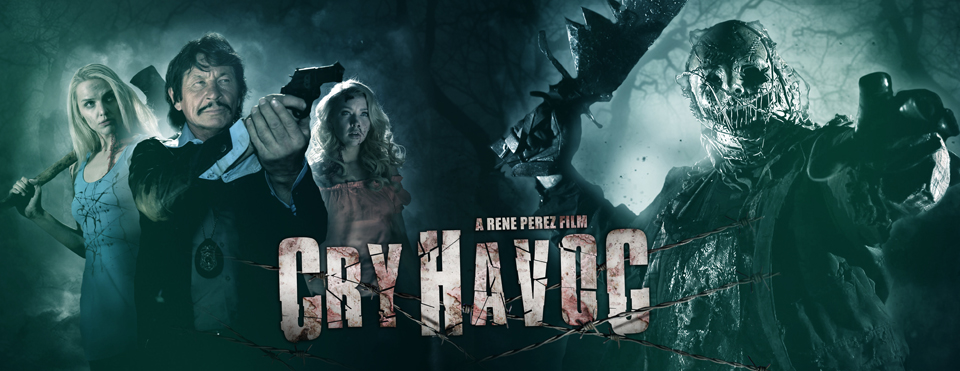 Trailer Drops for Post-Modern Slasher Flick CRY HAVOC Coming this May